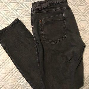 INC Skinny Leg Regular Fit Jeans